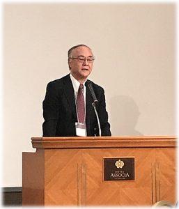 川井愛知大学学長